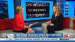 CNN Hero teaches girls self-defense